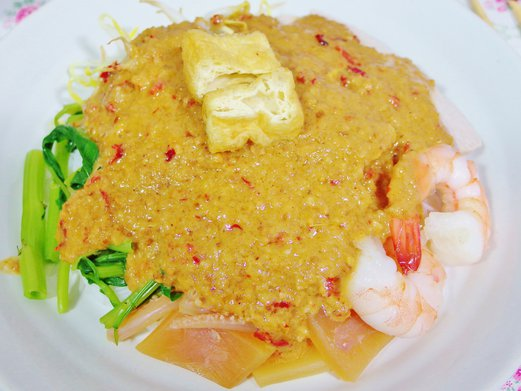Satay Bee Hoon Recipe