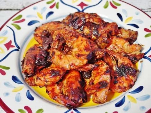 Fried Assam Prawn Recipe