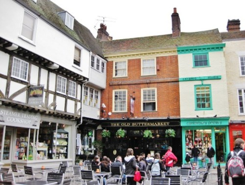 Day Trips from London | Canterbury