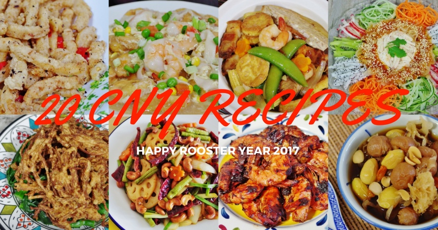 Chinese New Year Recipes 2017