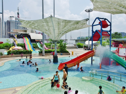 Sengkang Sports Centre | Swimming Complex