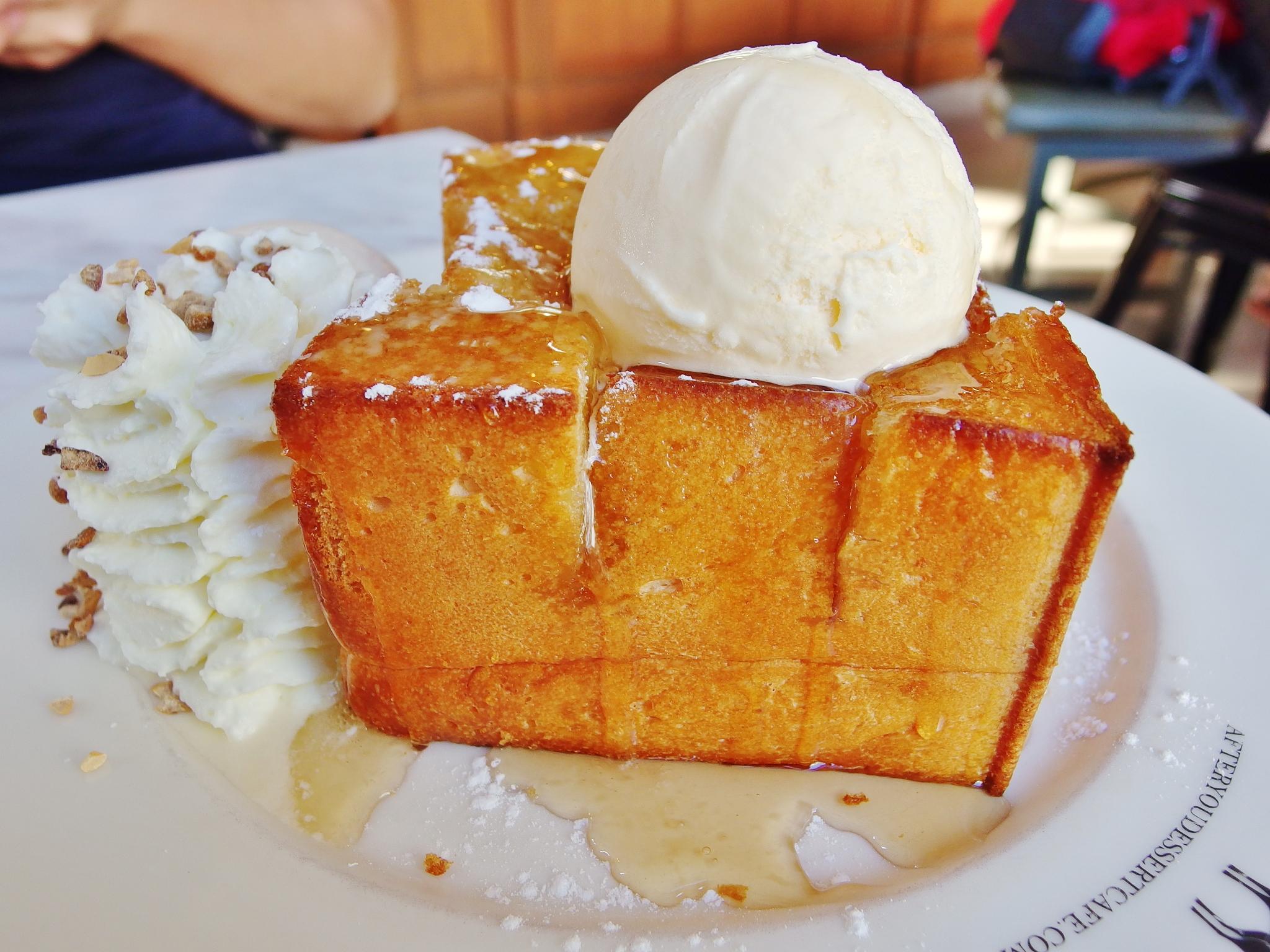After You Dessert Cafe Shibuya Honey Toast