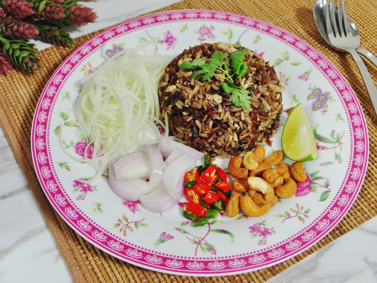 Olive Fried Rice Recipe