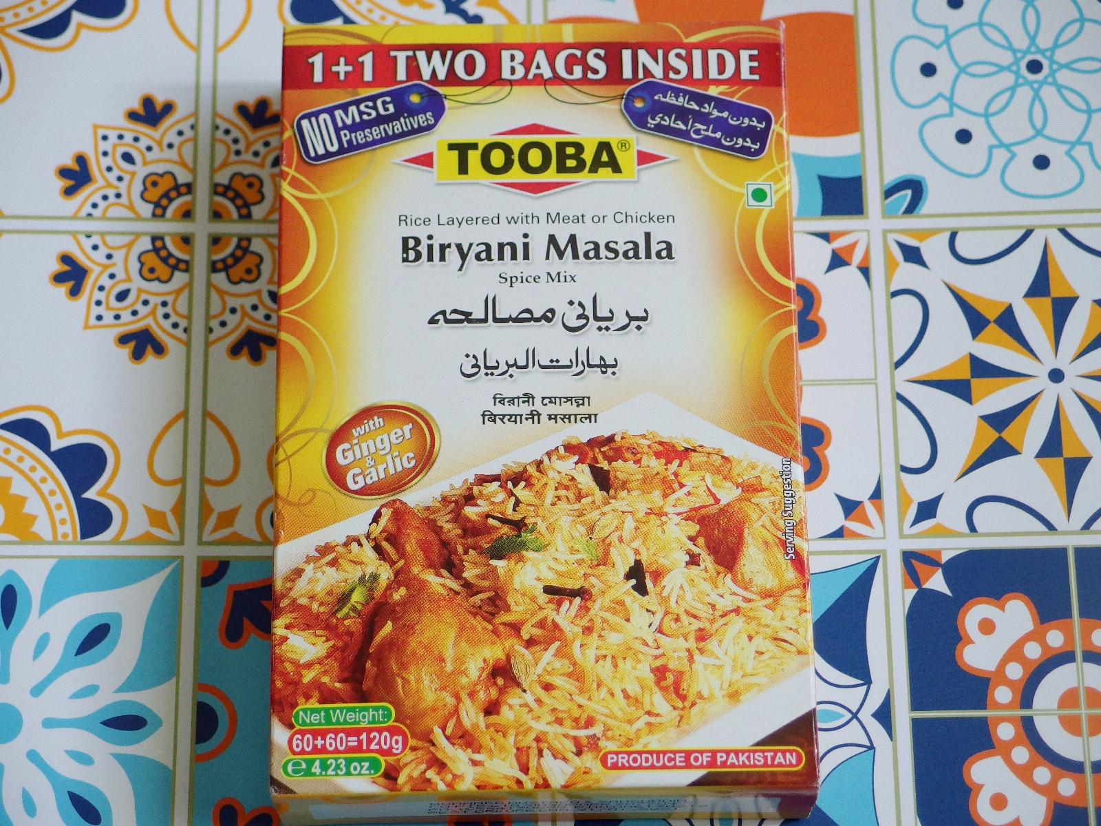 Brown Rice Chicken Biryani Recipe