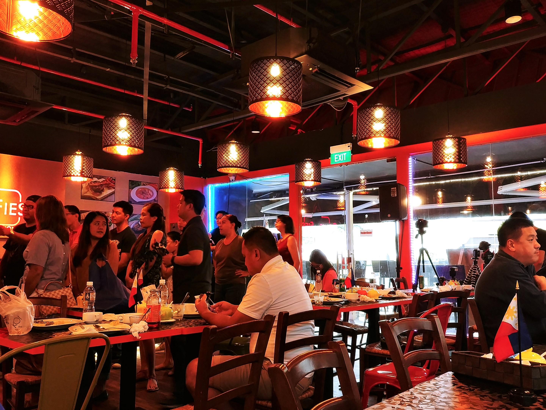 Comida Fiesta @ Expo - For Spanish-Inspired Filipino Cuisine