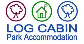 Log Cabin logo
