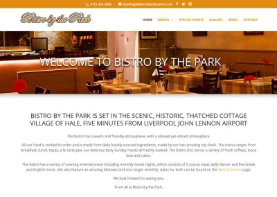 The Bistro by the Park