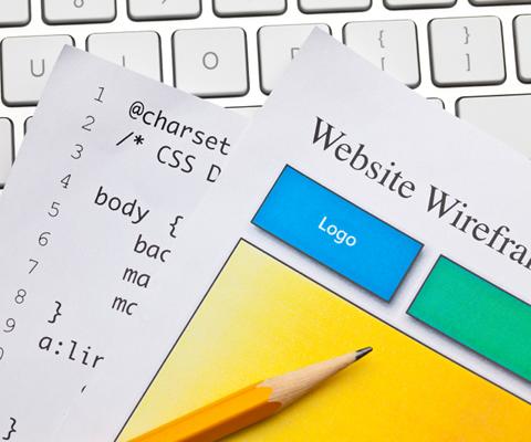 We design responsive websites