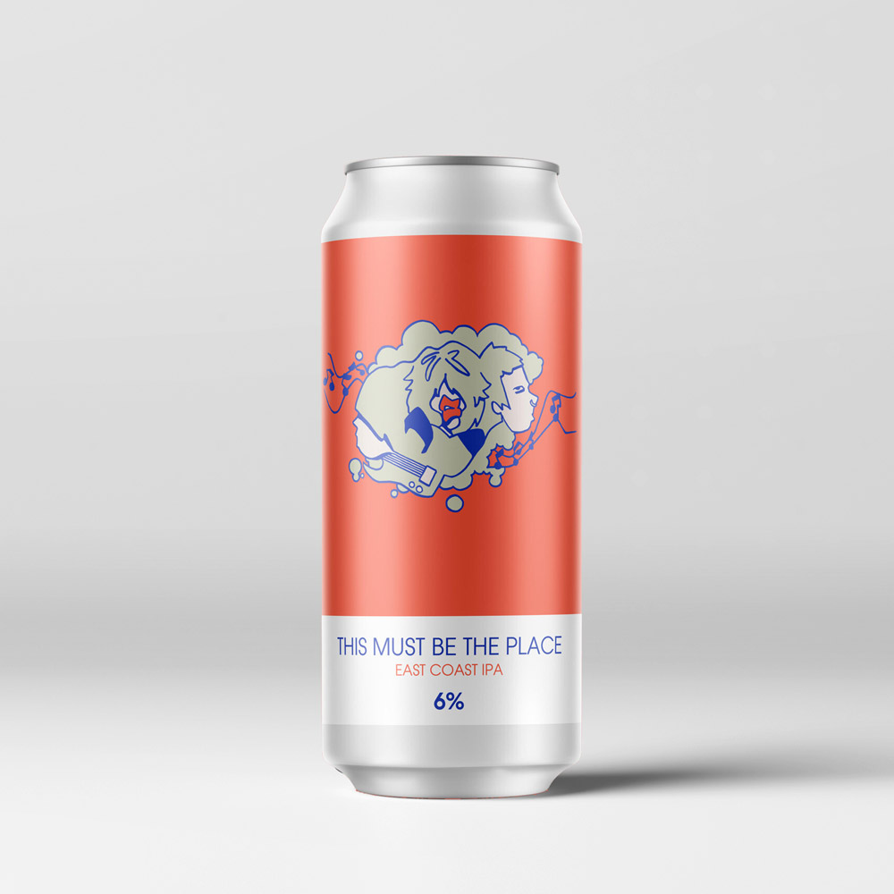 Blackjack Brewery — This Must Be The Place East Coast IPA (6.0%)
