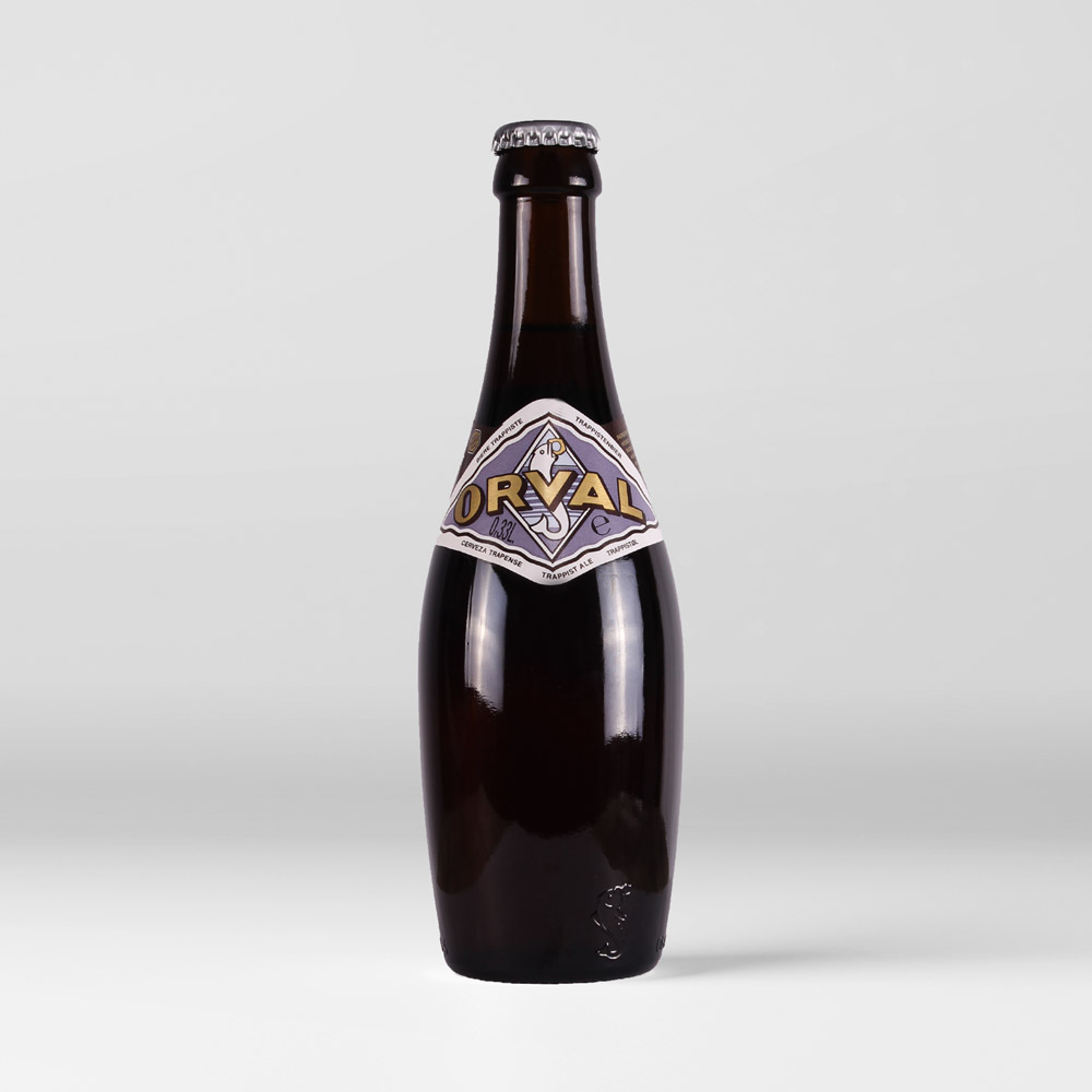 Brasserie d'Orval — Orval Trappist Ale (6.2%)