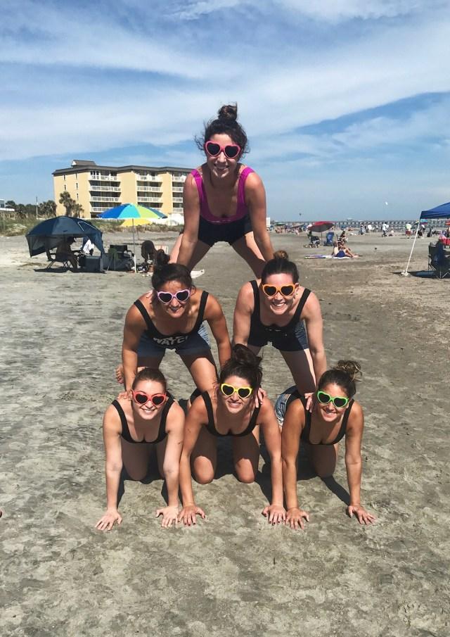 Folly Beach Bachelorette