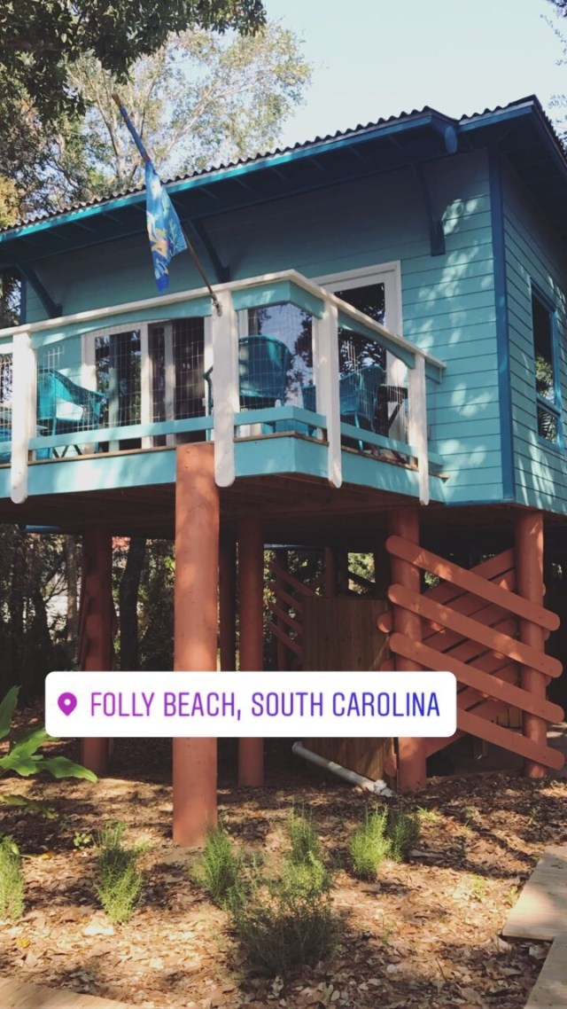 Folly Beach Airbnb