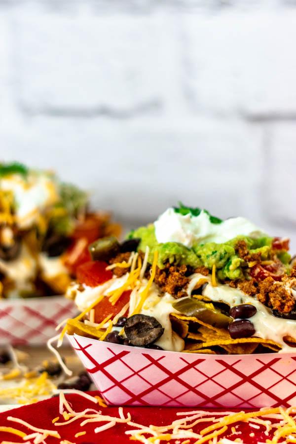 nacho bar