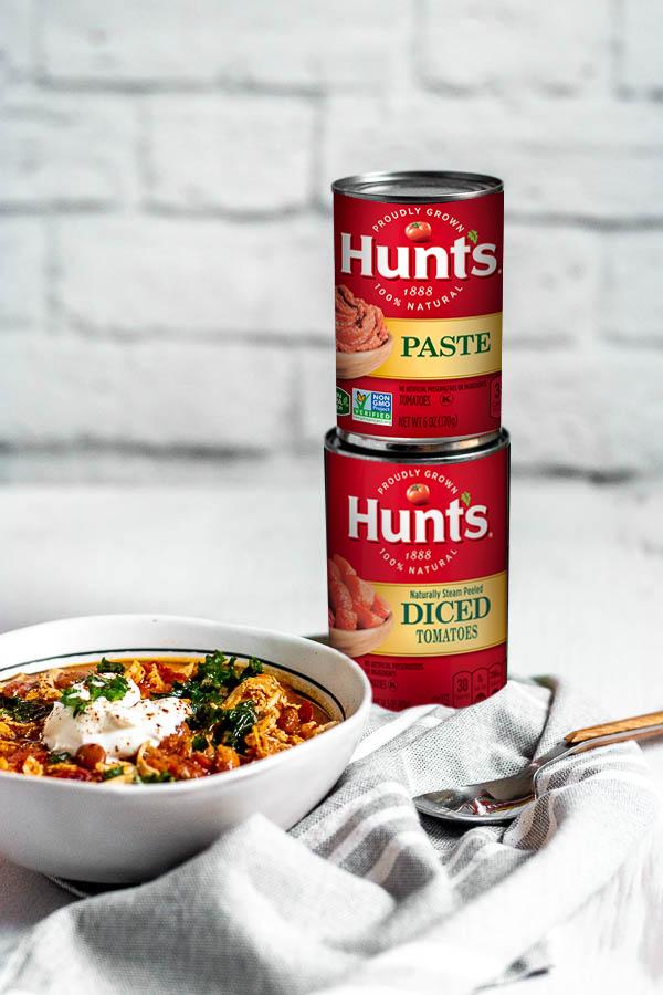 Hunts Tomato