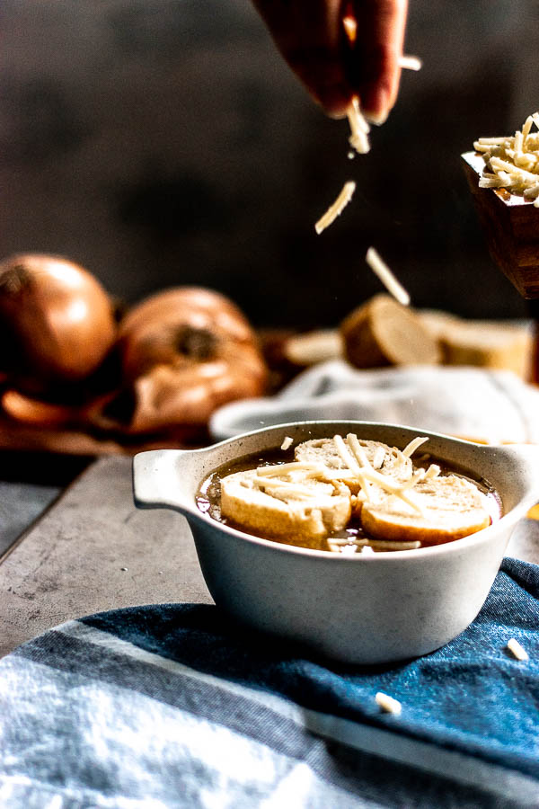 Easy Instant Pot French Onion Soup