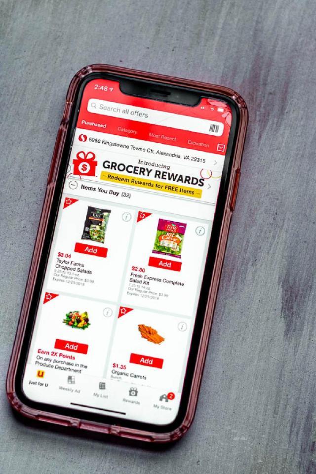 Safeway Shopping App