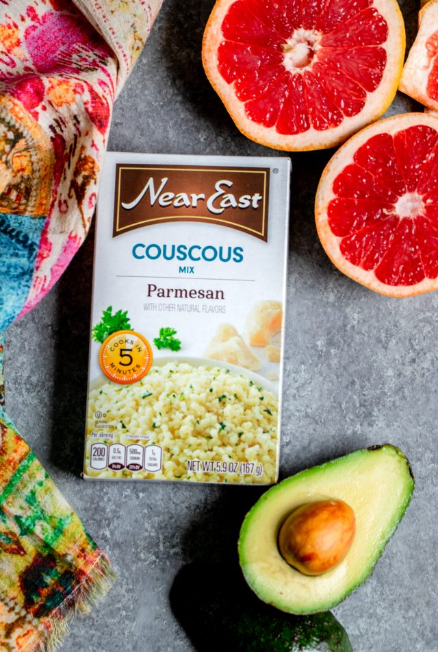 Near East Parmesan Couscous