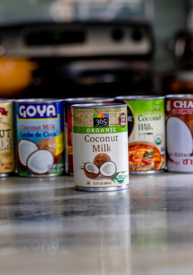 Best Canned Coconut Milk for Thai Cooking