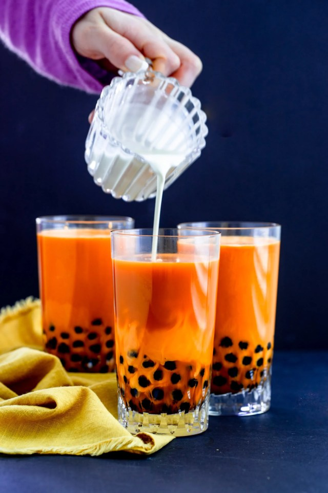 Easy Thai Bubble Tea
