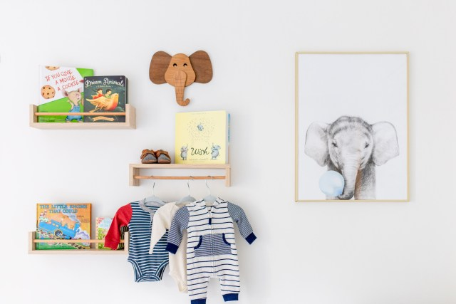 Gender Neutral Elephant Nursery