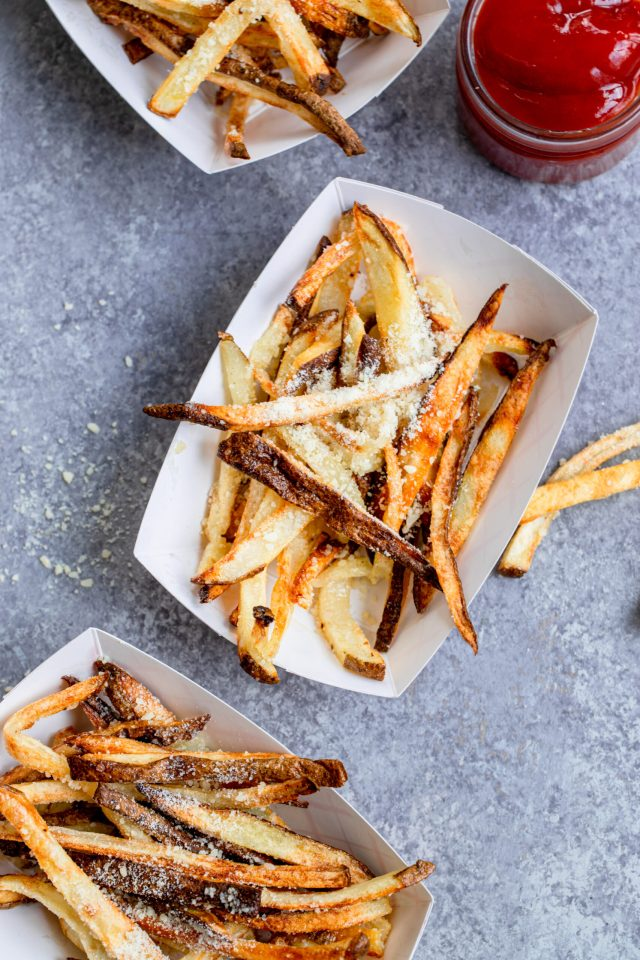 Air Fryer Truffle Fries