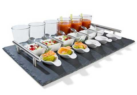 Christmas gift ideas for the foodie in your life for Canape trays