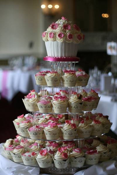 Wedding Cakes And Cupcakes Sprinkles And Swirls