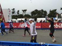 初マラソン!