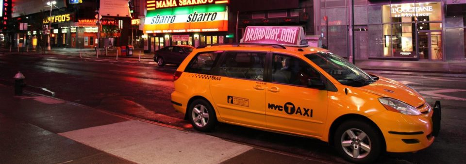 Choosing the Best Taxi Service