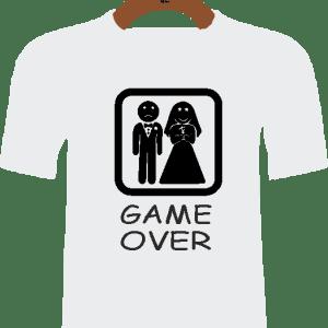 - T-shirt Addio al Celibato