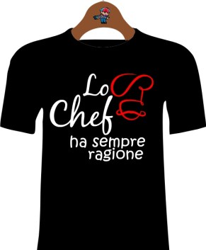 T-Shirt Idea Regalo Uomo