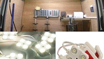 Strange Dream Lighting 12Volt Led Recessed Ceiling Light For Interior Wiring 101 Bdelwellnesstrialsorg