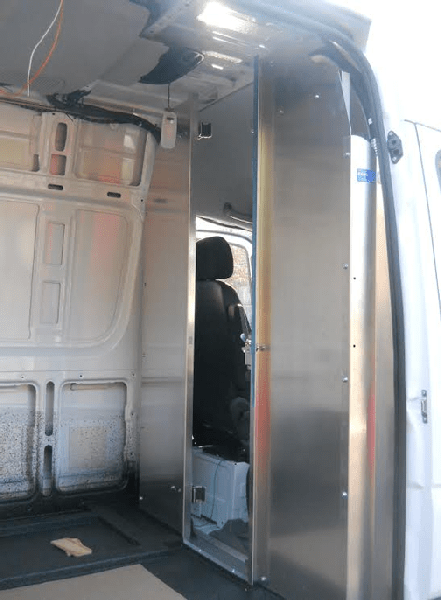 Sprinter Partitions And Bulkheads