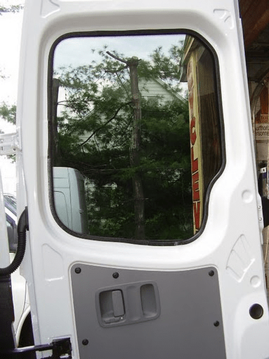 Sprinter Windows Solid And Venting Styles