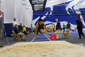 My Mai Long Jump Landing