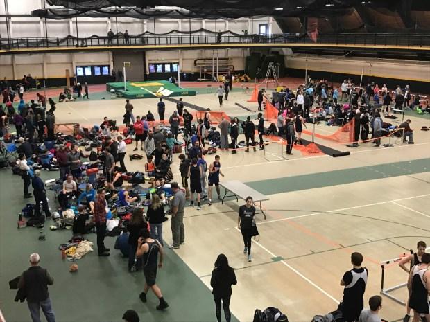 UVM Track and Field Meet