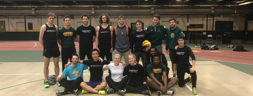 Sprinticity Team Photo UVM
