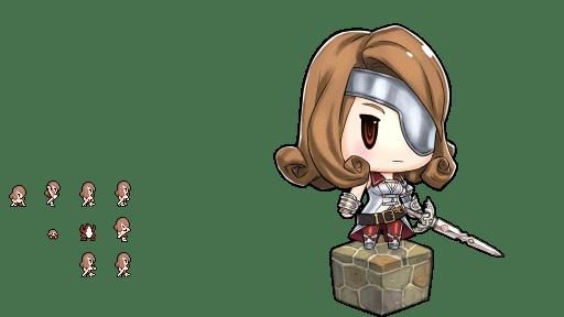 Mobile Pictlogica Final Fantasy Beatrix The Spriters
