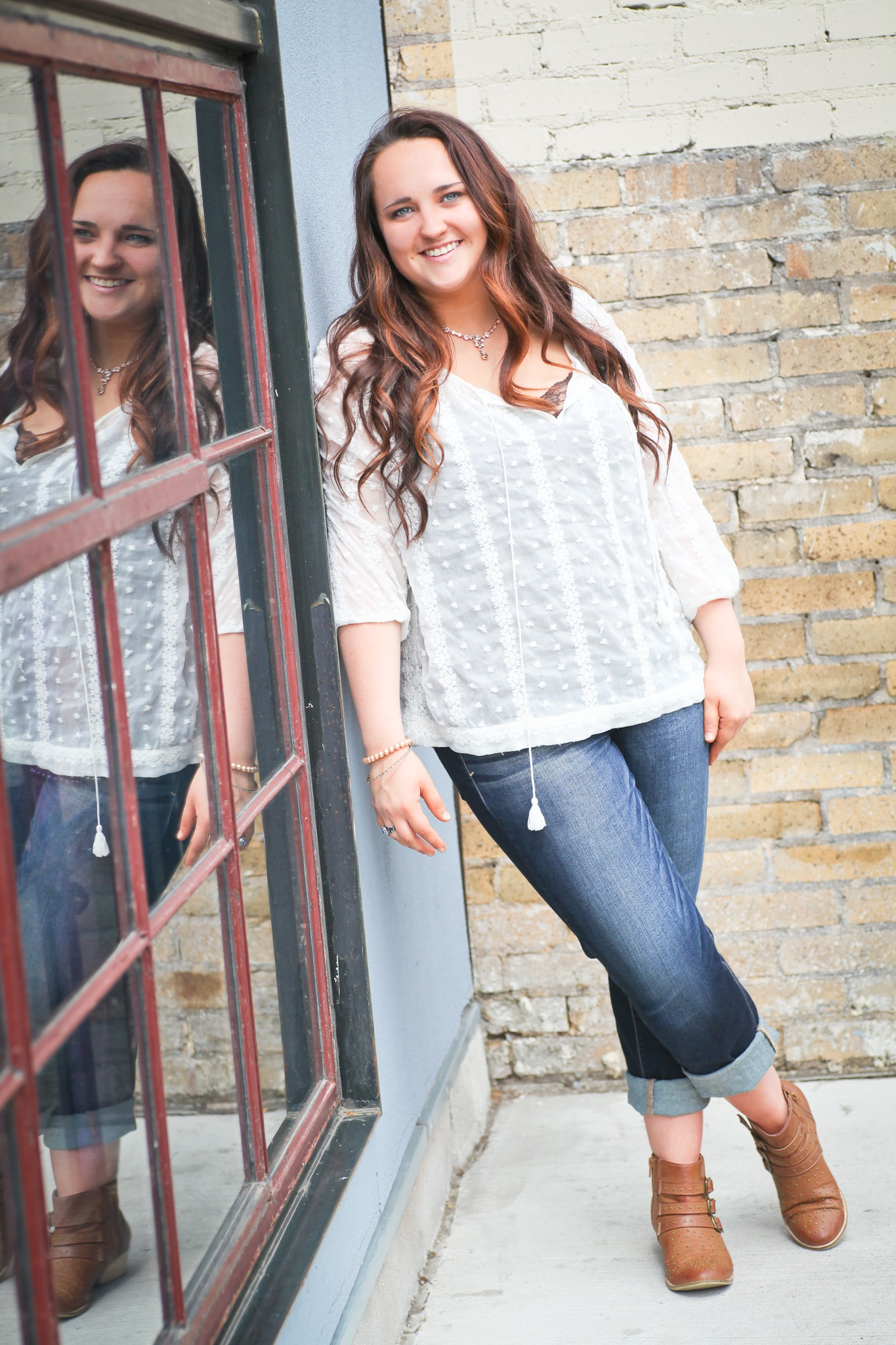 Gracie's Senior Photos in Austin, Texas via @sprittibee