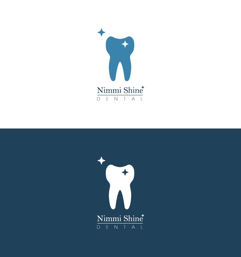 Logo for a dental office, dentist logo, dental logo designer