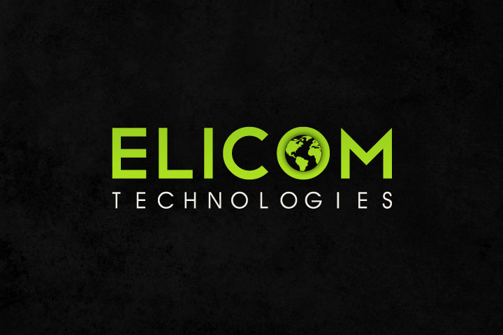 elicom technologies logo design in Temecula
