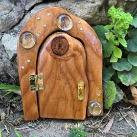 Starry Fairy Door
