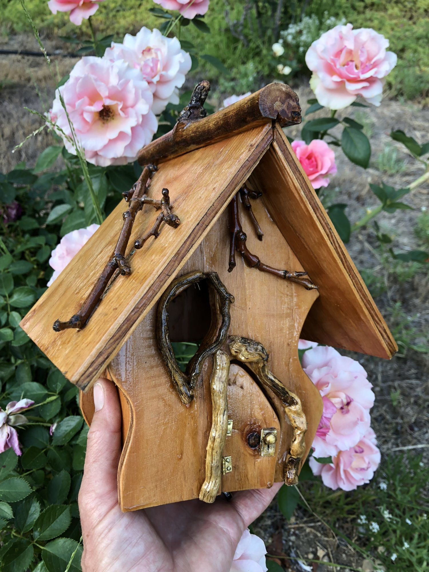Fairy Gardens are Sprouted Outdoors