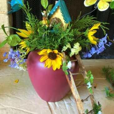Fairy Garden Bouquet