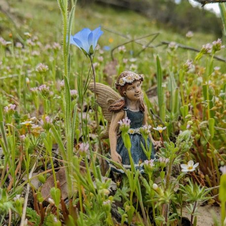 Girl and Teddybear Fairy6