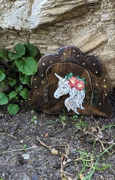Dreamland Unicorn Door10