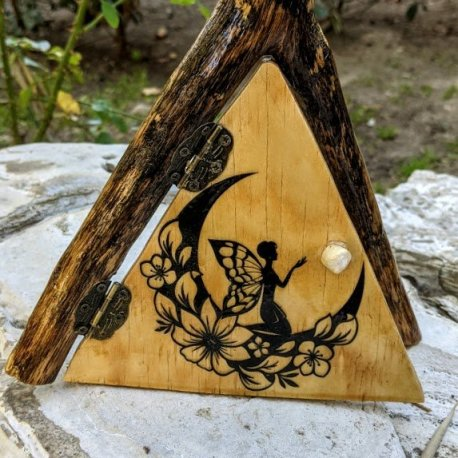 Fairy Moon Tree Door3