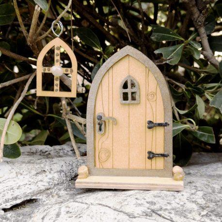 Fairy Tree Door and Window Set10