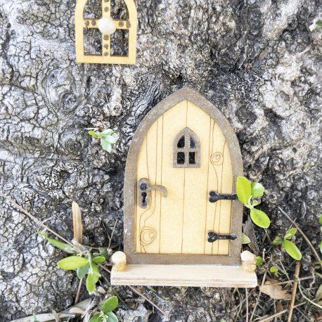 Fairy Tree Door and Window Set3
