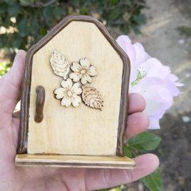 Timber Petals Pixie Door